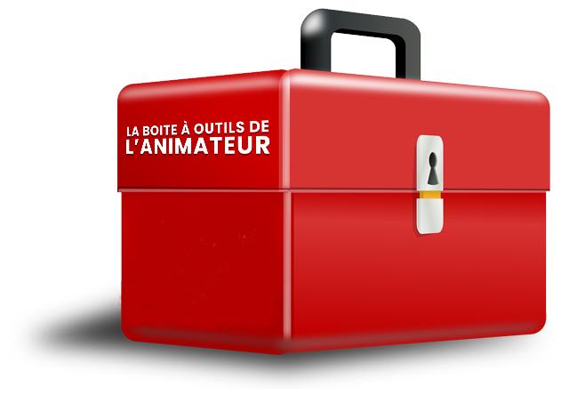 La boîte à outils de l'animateur